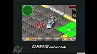 BattleBots: Beyond the BattleBox Game Boy Gameplay