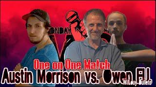 Austin Morrison vs Owen F.U. (Monday Night Mic)