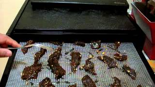 How To Make Spicy Goose Jerky