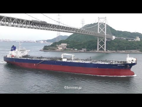 ZALIV ANIVA - Sovcomflot crude oil tanker - 2017