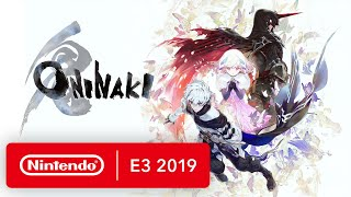 Oninaki - Nintendo Switch Trailer - Nintendo E3 2019