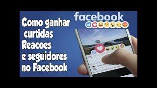 Download Video Como ganha curtidas no facebook sem app muito facil...❤ MP3 3GP MP4
