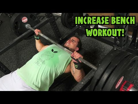 Savage 10 The Bench Press Exercise Routine