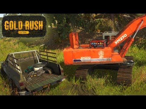 NEW OPEN-WORLD SIMULATOR! - Gold Rush: The Game - Simul8