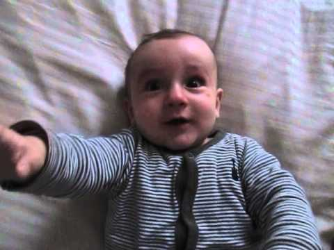 James, the baby music critic.