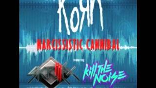 KoRn - Narcissistic Cannibal - Juggernaut Remix