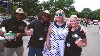 Retro Fest Rockabilly Weekender and Car Show 2018  Montage