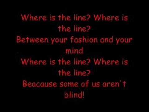 Billy Talent - Where Is The Line (+lyrics)