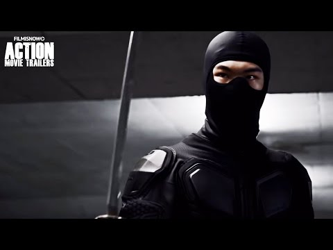 HUNT FOR HIROSHI Official Trailer - Ninja Action Movie [HD]