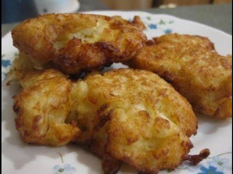 Receta fritos de coliflor rico y facil silvana cocina for Comidas caseras faciles