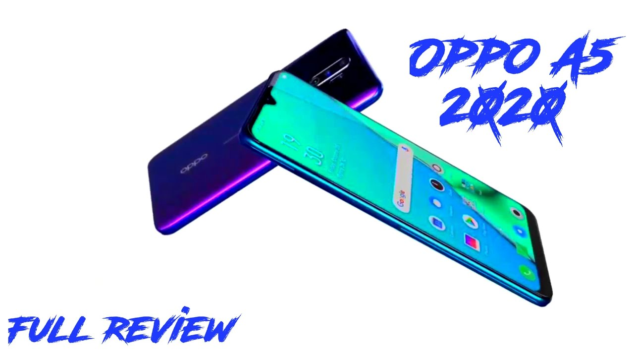 Oppo A5 2020oppo A5 Price In Pakistanoppo Release Date Tech Review