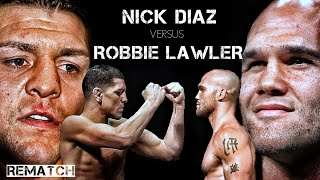 UFC 266: Nick Diaz vs Robbie Lawler Promo 2021 |5 Rounds| Welterweight
