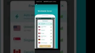 Thunder VPN - Fast, Safe VPN screenshot 1
