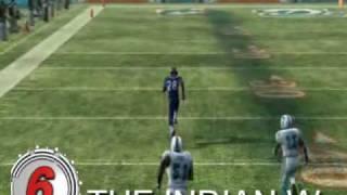 Madden NFL 09 Top 10 Videos - December 10