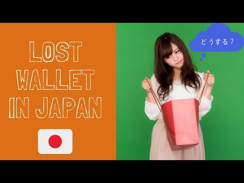 "Learn Japanese phrases! How to say ""I lost ~""in Japanese (´ω`。)"