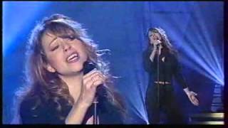 Mariah Carey - Open Arms, Sacree Soiree, Live 1996