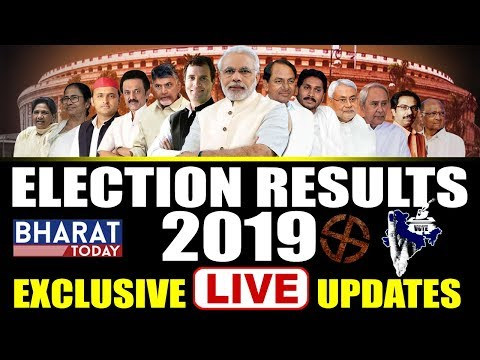 #ElectionResults2019 Live Minute To Minute Exclusive Updates | TDP Vs YSRCP | BJP VS Congress