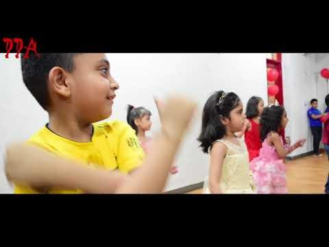 Red Carpet for kids at Delhi Dance Academy