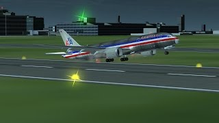 Flight 787- Advanced - Boeing 787-8 Dreamliner [American Airlines from U.S. (KOKC) to MEXICO (MMMY)]