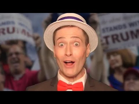 Social star Randy Rainbow on making a birthday video for Hillary Clinton | ABC News