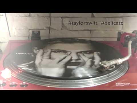 TAYLOR SWIFT - DELICATE (VINYL VIBES)