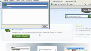 Comment retrouver Mes favoris Google sur Firefox ? WWW.WEBOK.INFO