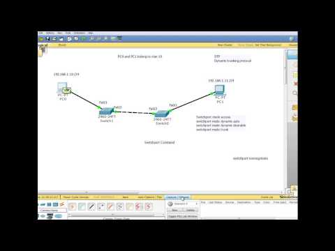 Vlan Trunk port Concepts and Configuration