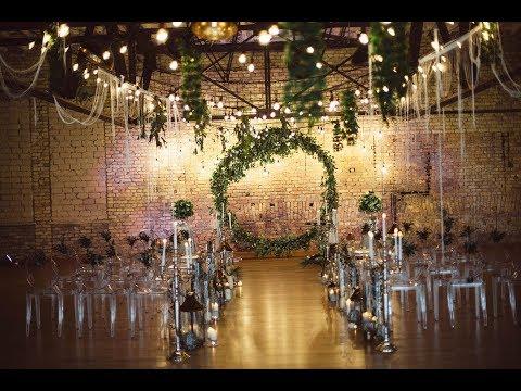 Оформление свадебного зала, как мы это делаем - (13 серия)