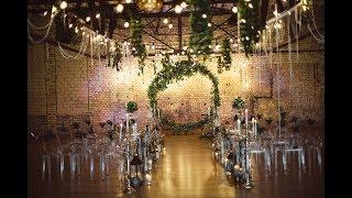 Оформление свадебного зала, как мы это делаем - Часть 13...
