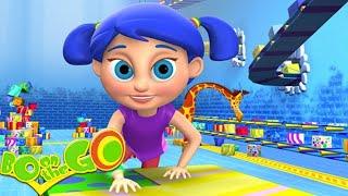 🌈 Bo On the Go! | NEW COMPILATION | Best of Season 1 | Cartoon for Kids | 1 Hour | Full Episodes 🌈
