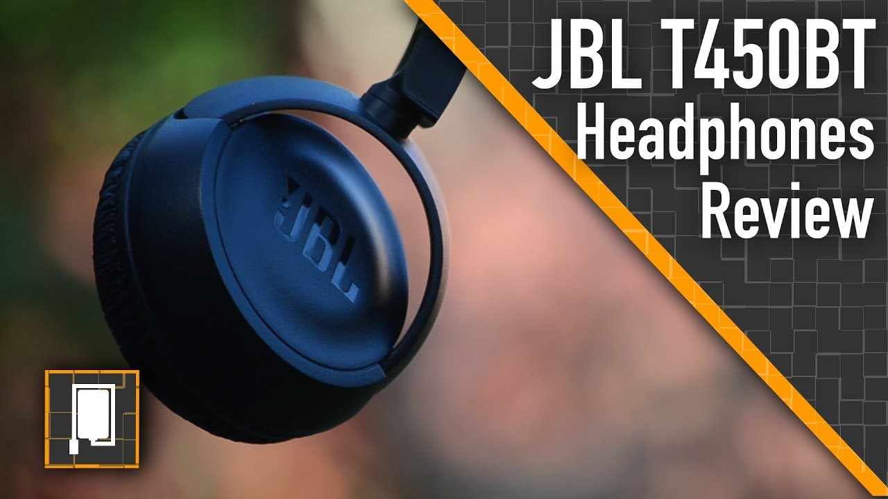 Jbl T450bt Bluetooth Headphones Review The Sound Of Tech Youtube