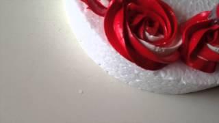 Tutorial Bunga Rose