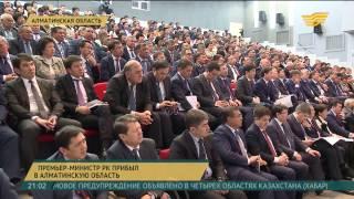 Премьер-министр оценил работу объектов социальной инфраструктуры Алматинской области
