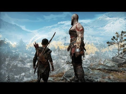The Music of GOD OF WAR PS4 Trailer (PS4 2018)