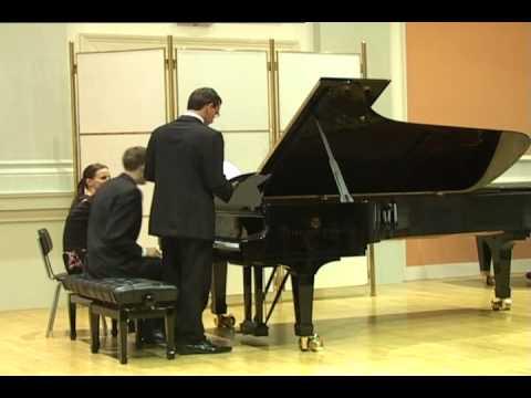 Dvorak Slavonic Dances Op.46 Piano Duets Learn to Play Music Book 1 /& 2