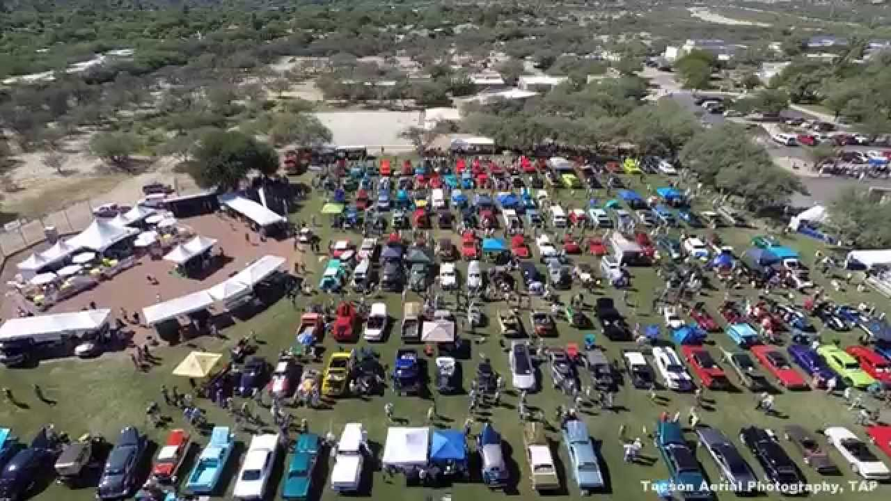Rotary Club Of Tucson Th Annual Classic Car Show YouTube - Car show tucson today
