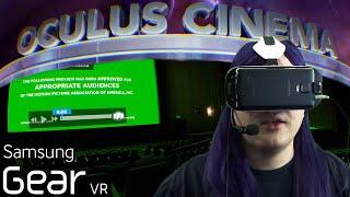 Gear VR - Oculus Cinema