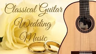 Brian Rodriguez Wedding Music Compilation Classical Guitar