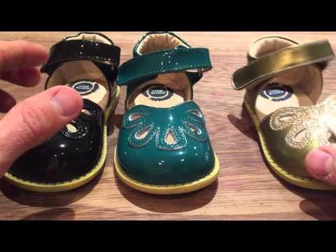 97e8c2d265e6 Review of Livie   Luca Petal Shoes for Girls - YouTube