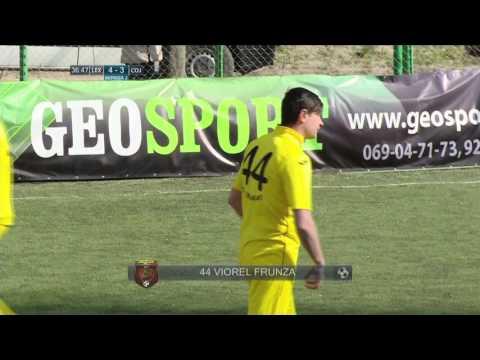 LEX GARANT - COJUȘNA // REPRIZA 2 // MOLDOVA SPORT TV // 20.03.2016