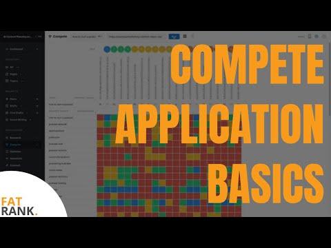 Compete Application Basics   MarketMuse Explanation
