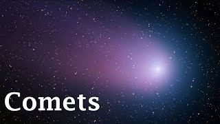 Comet - Is An Icy Small Solar System Body
