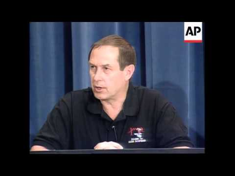 USA: NASA SCIENTISTS FAIL TO PULL MARS ROVER OFF ROCK