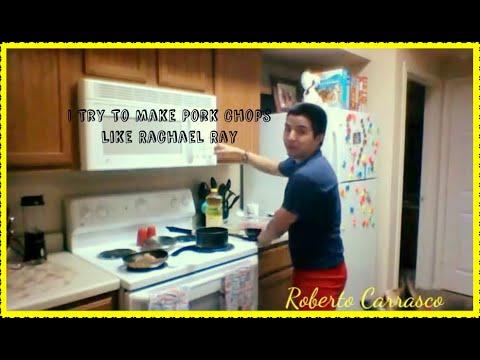 I Try To Make Pork Chops Like Rachael Ray