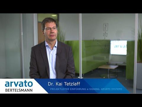 Arvato Systems automatisiert seine Prozesse mit DocuSign