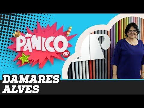 Ministra Damares Alves - Pânico - 11/10/19