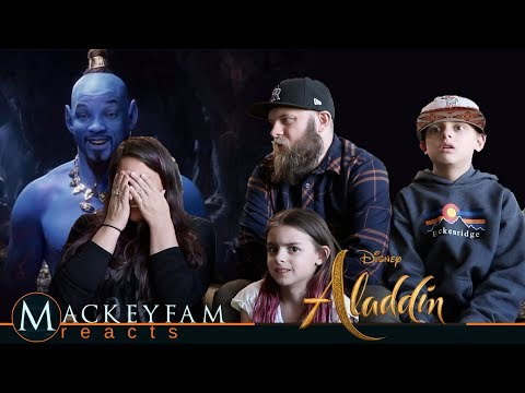 Disney's Aladdin - Special Look: In Theaters May 24- REACTION and REVIEW!!!
