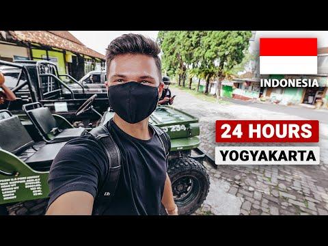 24 Hours in Yogyakarta Indonesia (first Impressions)