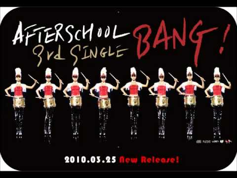 After School-bang japanese ver.