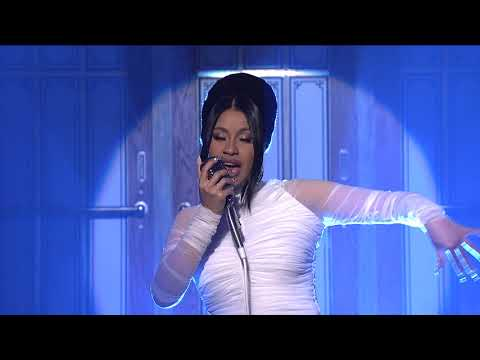 Cardi B  Be Careful SNL Performance